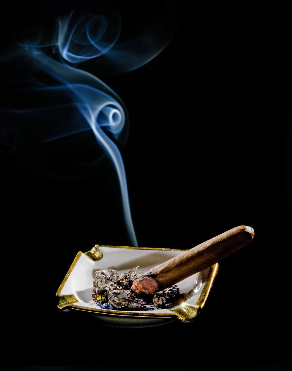 Smoking11x14
